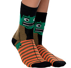 Frankenstein Crew Socks