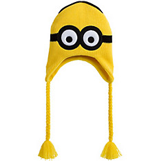 Two-Eyed Minion Despicable Me Laplander Hat