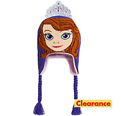 Sofia the First Peruvian Hat