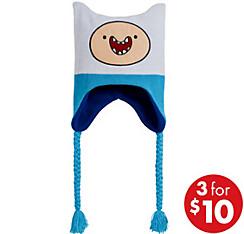 Finn the Human Peruvian Hat - Adventure Time