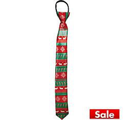 Holiday Sweater Necktie