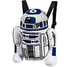 R2-D2 Plush Backpack - Star Wars