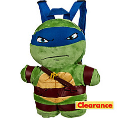 Leonardo Plush Backpack - Teenage Mutant Ninja Turtles