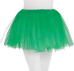 Child Green Tutu