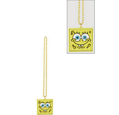 SpongeBob Pendant Necklace