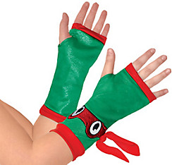 Child Teenage Mutant Ninja Turtles Arm Warmers