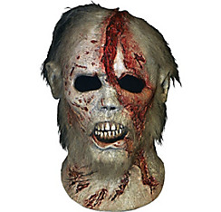 Beard Walker Zombie Mask - The Walking Dead