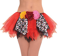 Day of the Dead Tutu