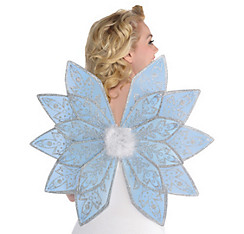 Ice Princess Snowflake Wings Deluxe
