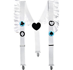 Wonderland Alice Suspenders