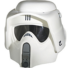 Collector's Edition Scout Trooper Helmet - Star Wars