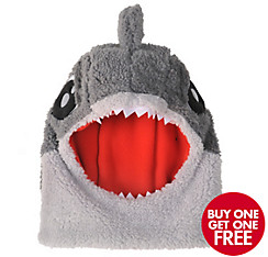 Child Shark Hood