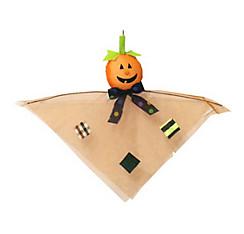 Small Hanging Friendly Jack-o'-Lantern