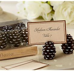 Wedding Place Card Holders Unique Favors Weddings