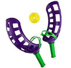 Purple Fling Toss Game 4pc