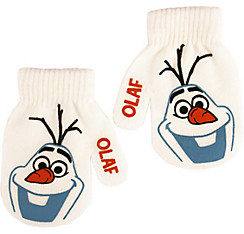 Child Olaf Mittens - Frozen