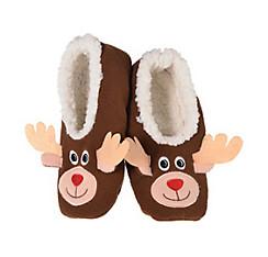 Reindeer Slipper Shoes