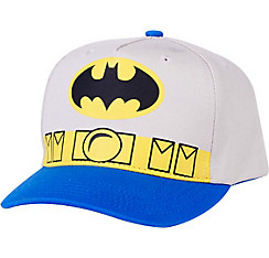 Child Belt & Logo Batman Baseball Hat