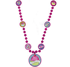 Birthday Sweets Birthday Necklace