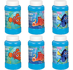 Finding Dory Bubbles 6ct