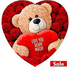 Heart Box of Chocolates 30pc