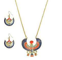 Egyptian Jewelry Set 3pc
