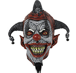 Evil Grin Killer Clown Mask