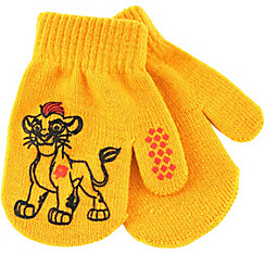 Child Kion Mittens -The Lion Guard