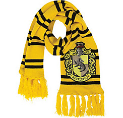 Hufflepuff Scarf - Harry Potter
