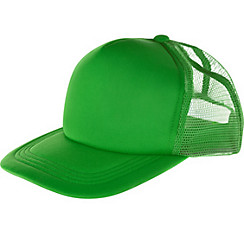 Green Baseball Hat