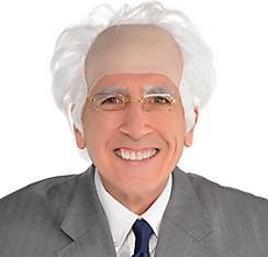 Balding Old Man Wig