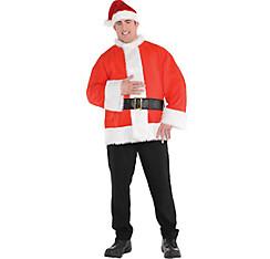 Santa Accessory Kit Plus Size