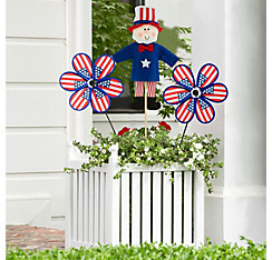 Patriotic Basic Planter Kit