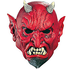 Red Devil Mask