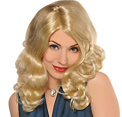 Blonde Waves Wig