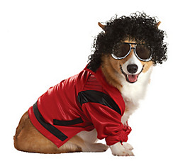 Pup-A-Razzi Pop King Dog Costume