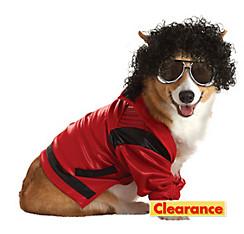 Pup-A-Razzi Pop King Dog Costume
