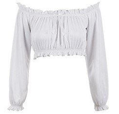 Adult Sexy Peasant Blouse