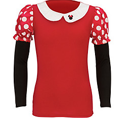 Child Minnie Mouse Shirt