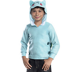 Child Bulbasaur Hoodie - Pokemon