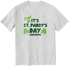 It's St. Paddy's Day Somewhere T-Shirt