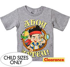 Child Jake & Skully T-Shirt - Jake and the Never Land Pirates