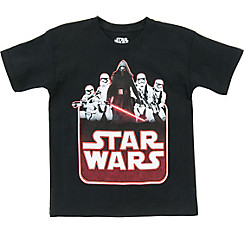Stormtroopers & Kylo Ren T-Shirt - Star Wars 7 The Force Awakens