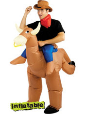 Adult Bull Rider Costume
