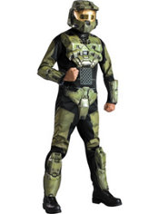 Adult Halo Master Chief Costume Deluxe