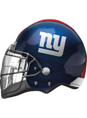 New York Giants Balloon - Helmet