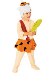 Toddler Boys Bamm Bamm Rubble Costume