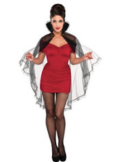 Adult Vampiress Cape