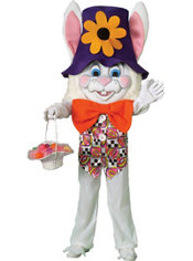 Adult Parade Easter Bunny Costume