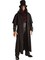 Adult Lord Vampire Costume Deluxe